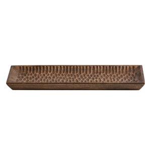 Dřevěný podnos WOOOD Devan,35x15cm