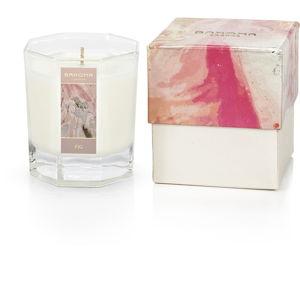 Vonná svíčka v krabičce s vůní cyklamenu a jasmínu Bahoma London Octagonal Candle in Rigid Box