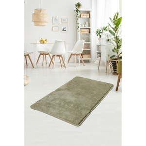 Zelený koberec Milano, 120x70cm