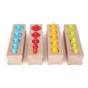 Dětská dřevěná výuková pomůcka Legler Puzzle Game