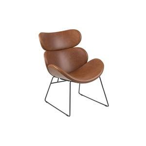 Látková židle se sedákem a opěrkou, suché čištění