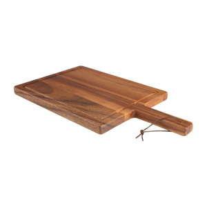 Velké krájecí prkénko z akáciového dřeva T&G Woodware Tuscany Chunky, 42 x 23 cm