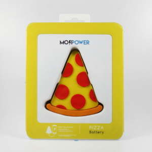 USB powerbanka Moji Power Pizza