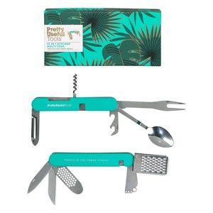 Kuchyňský multifunkční nástroj Pretty Useful Tools Tropical Topaz