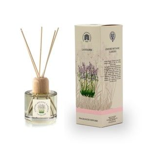 Aroma difuzér s vůni levandule Bahoma London Fragranced, 100 ml