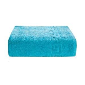 Modrý bavlněný ručník Kate Louise Pauline,50x90cm