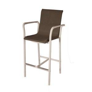 Sada 2 zahradních barových židlí Ezeis Jaleo