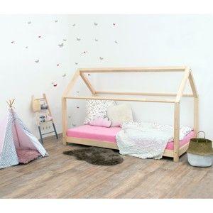 Dětská postel bez bočnic ze smrkového dřeva Benlemi Tery, 120 x 190 cm