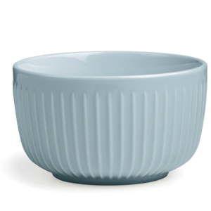 Modrá porcelánová miska Kähler Design Hammershoi, ⌀ 8 cm