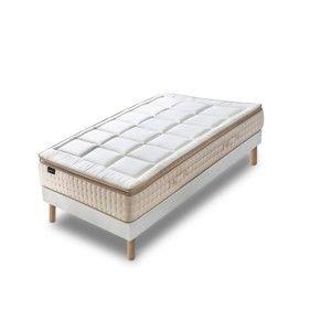 Jednolůžková postel s matrací Bobochic Paris Cashmere,90x190cm