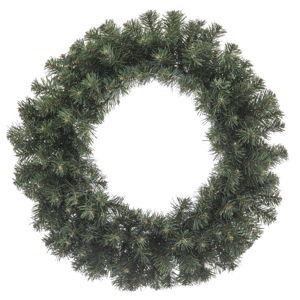 Vánoční věnec na dveře Unimasa Crown, ø45cm