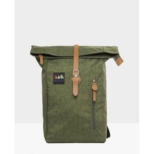 Zelený batoh Mori Italian Factory Gungo