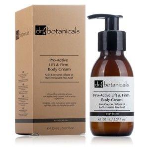 Tělový krém Dr.Botanicals Pro-Active Lift & Firm, 150ml