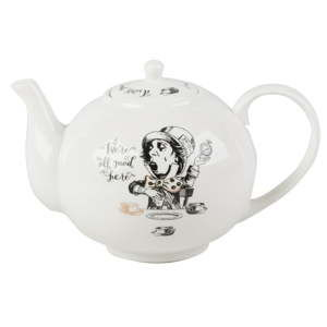 Porcelánová konvice Creative Tops Alice in Wonderland, 1,1 l