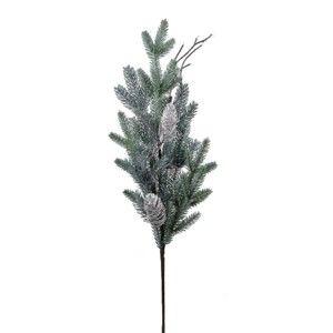 Vánoční dekorace ve tvaru jehličnaté větve Ego dekor, výška 70cm