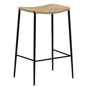 Béžová barová židle DAN-FORM Denmark Stiletto