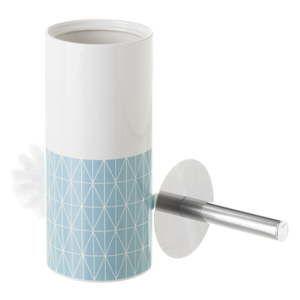 Toaletní kartáč v keramickém stojanu Unimasa Polette