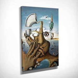 Nástěnný obraz na plátně Surreal, 30 x 40 cm