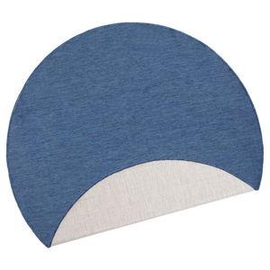 Modrý venkovní koberec Bougari Miami, ø 200 cm
